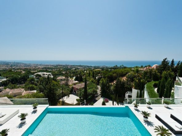 Panoramic Views Villa