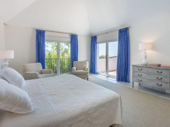 views villa sierra blanca
