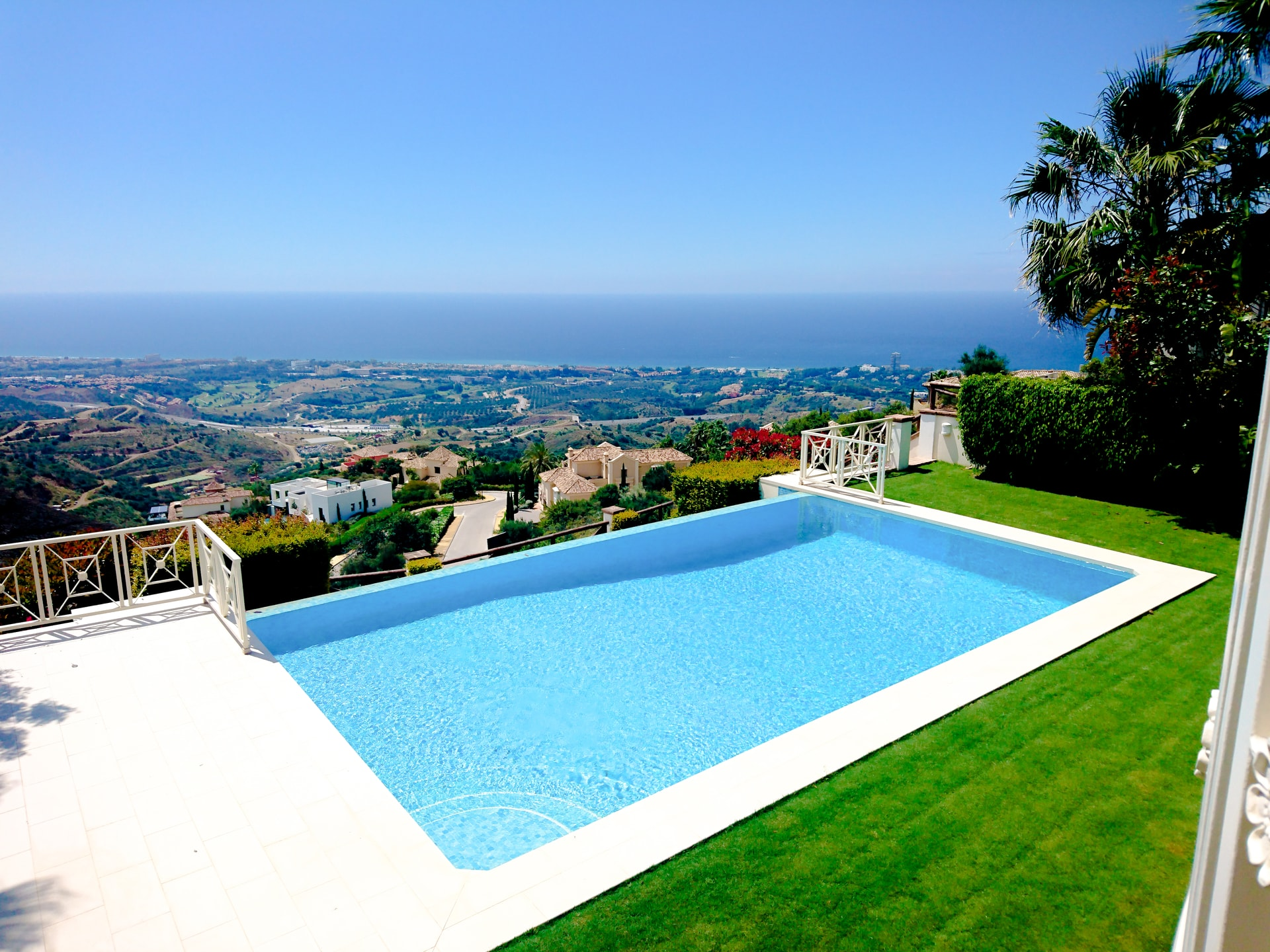 Villa Versace Panoramic Views