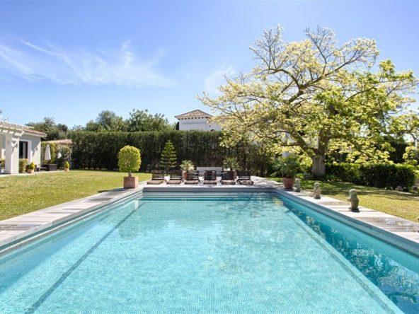 Marbella Hill Club Villa